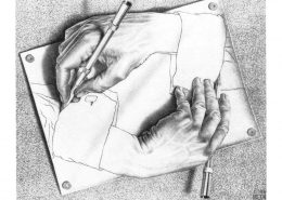 Maurits_Escher_Dessin_etoileb