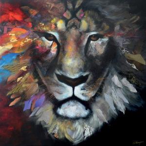 Lion Gris